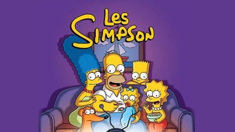 Des saisons inédites des Simpson arrivent en France sur W9