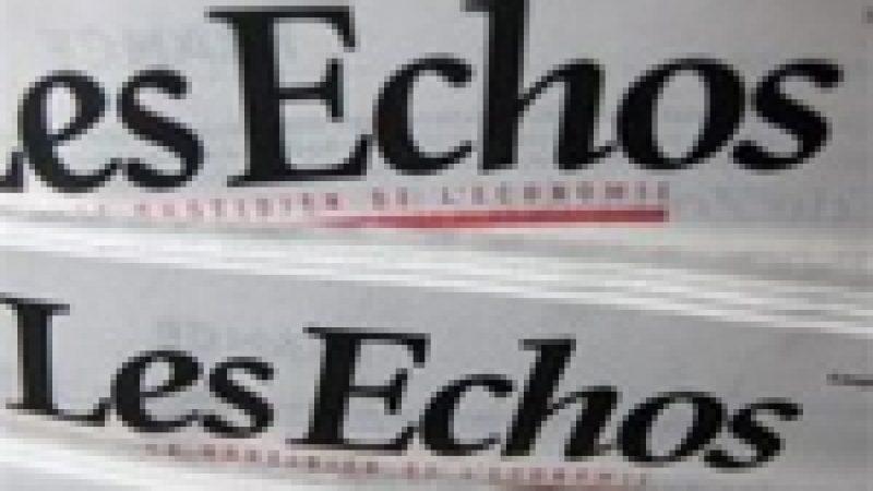 Les Echos devraient lancer une nouvelle chaine économique en fin d'année.