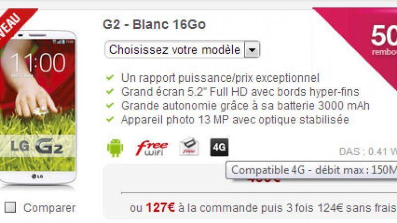 4G chez Free Mobile : les téléphones compatibles (et bientôt compatibles) et à quel débit max