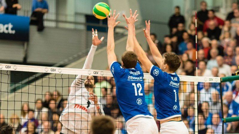 Eurosport obtient les droits TV pour la ligue des champions de volley-ball