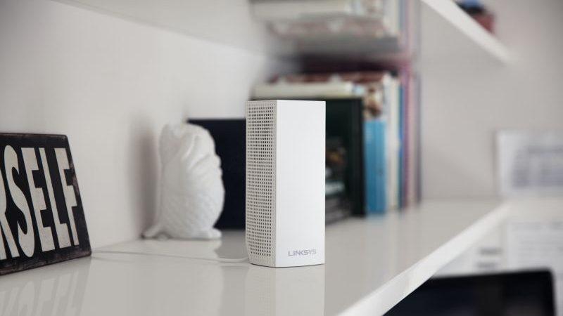 Linksys lance Velop, un système Wi-Fi intelligent et passe-partout