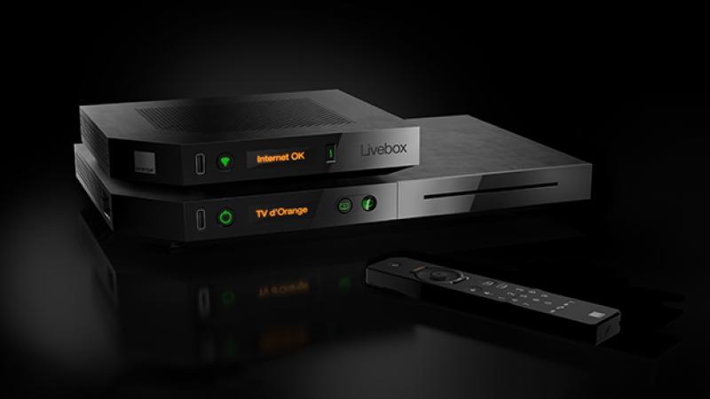 Orange: Clap de fin pour l'option de stockage sur la Livebox