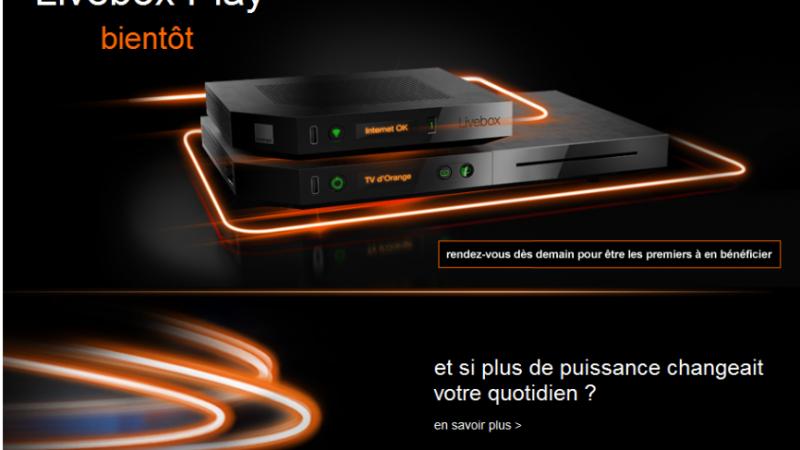 Orange présente ses innovations sous 4 thématiques.