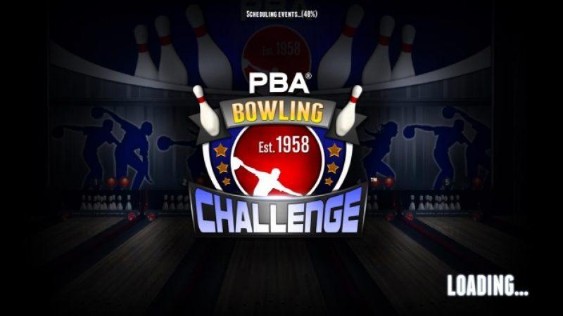 Test jeu Freebox Mini 4K : découvrez « PBA Bowling Challenge », un jeu de bowling très amusant