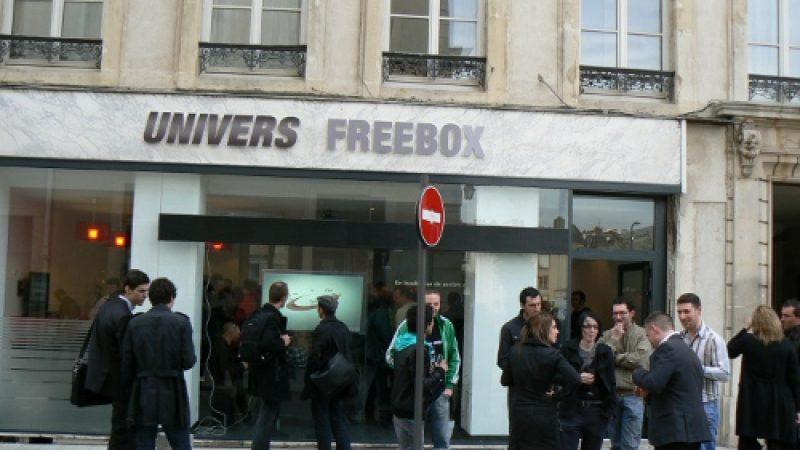 Univers Freebox recrute un rédacteur/accompagnateur de Freenautes