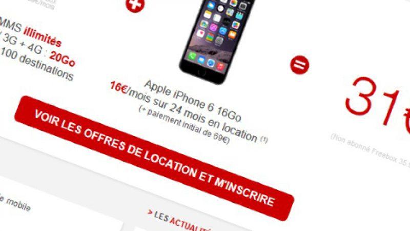 Location Mobile : Free envoie désormais un mail de relance en cas de loyers impayés