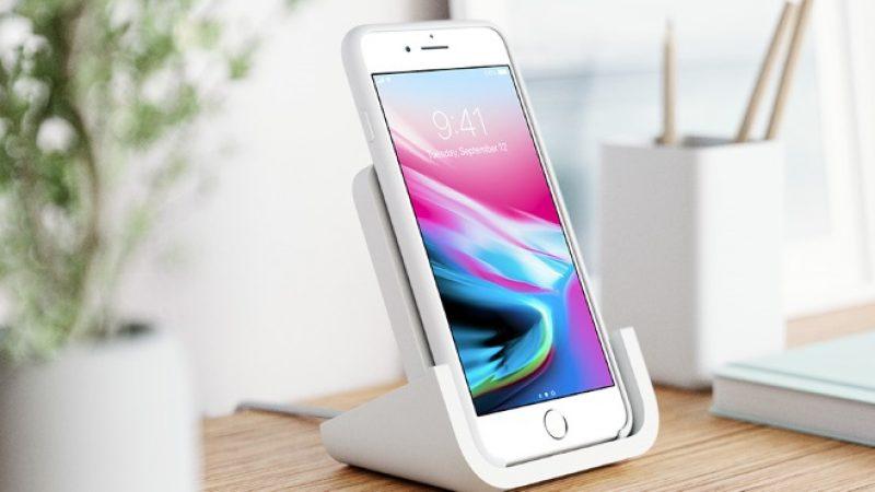 Logitech Powered : la marque présente son chargeur sans-fil pour iPhone