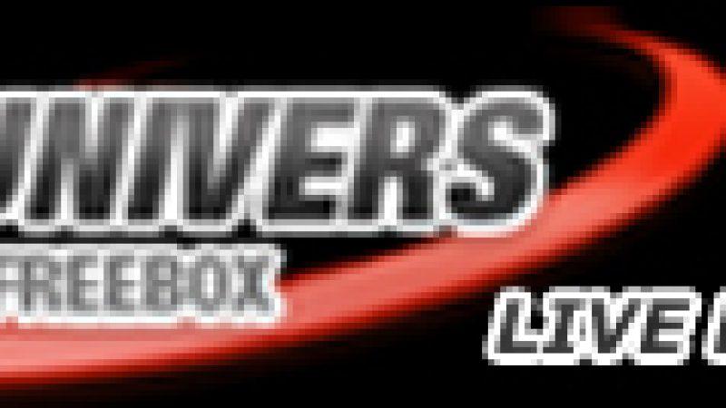 Univers Freebox vous donne rendez-vous dès 8h, pour un live vidéo de l'avant conférence