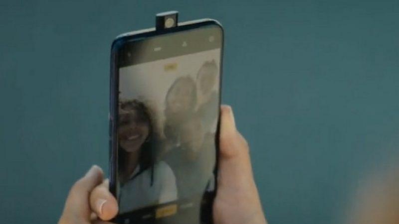 Realme : la marque attendue en Europe prépare un smartphone avec capteur photo frontal façon périscope