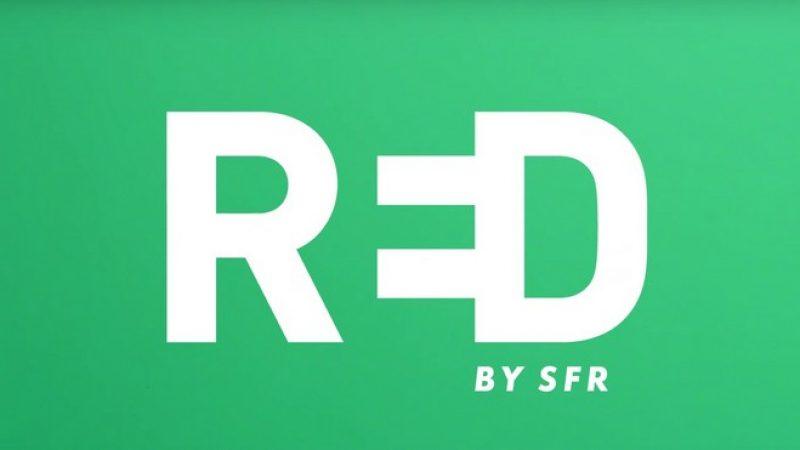 Red by SFR : un forfait 40 Go à 10 euros par mois à vie