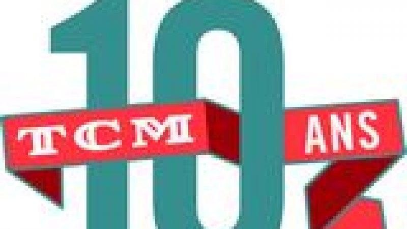 TCM fête ses 10 ans avec le plein de cadeaux : plage horaire en clair, VOD, concours …