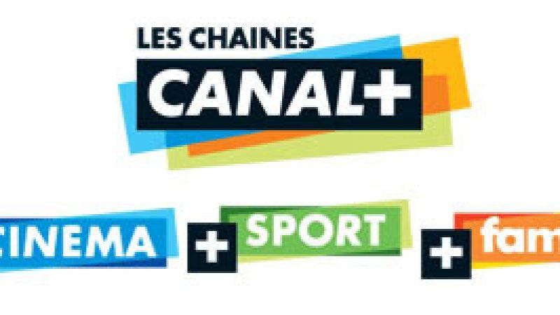 Les nouveaux logos de Canal+
