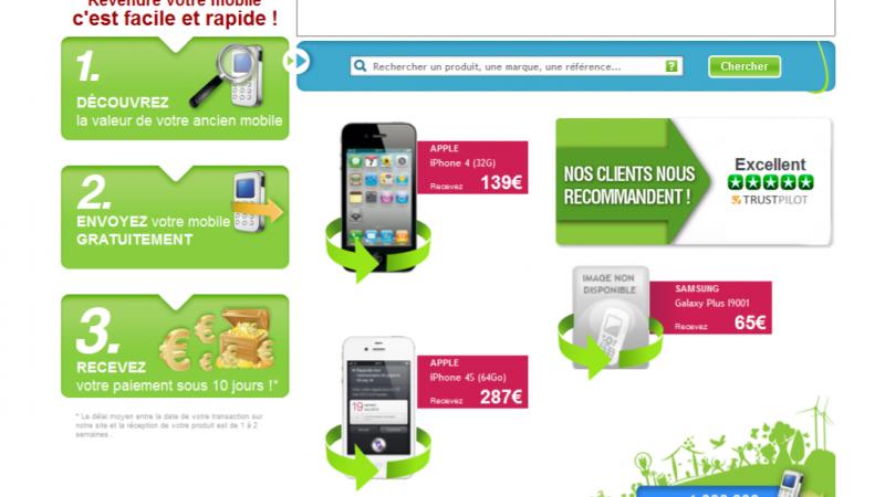 Smartphone : La résurrection….