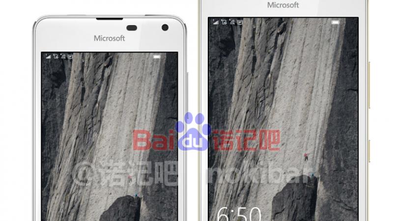 Microsoft proposera une version XL du nouveau Lumia 650