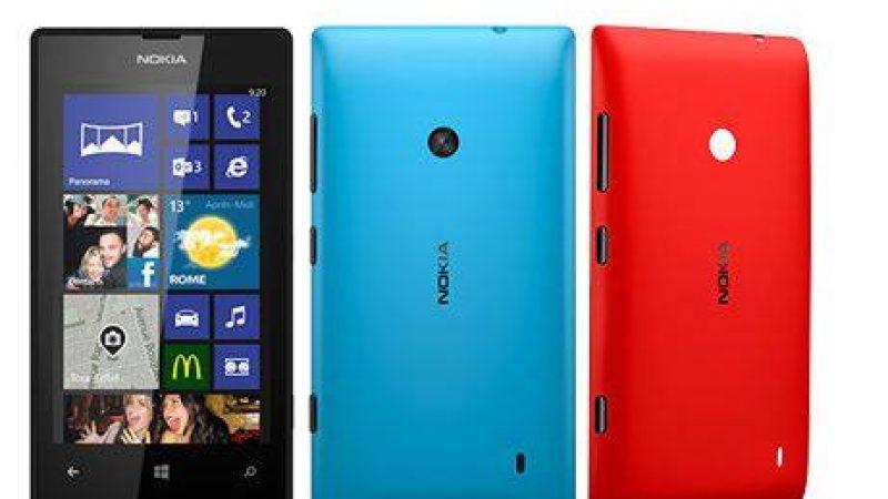 Free Mobile : deux coques offertes pour l'achat d'un Lumia 520