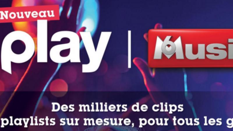 M6 Music lance un service interactif de clips sur Orange et Canalsat et est encore en cours de discussions pour Free