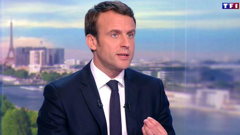 TF1 : Interview d'Emmanuel Macron mercredi soir