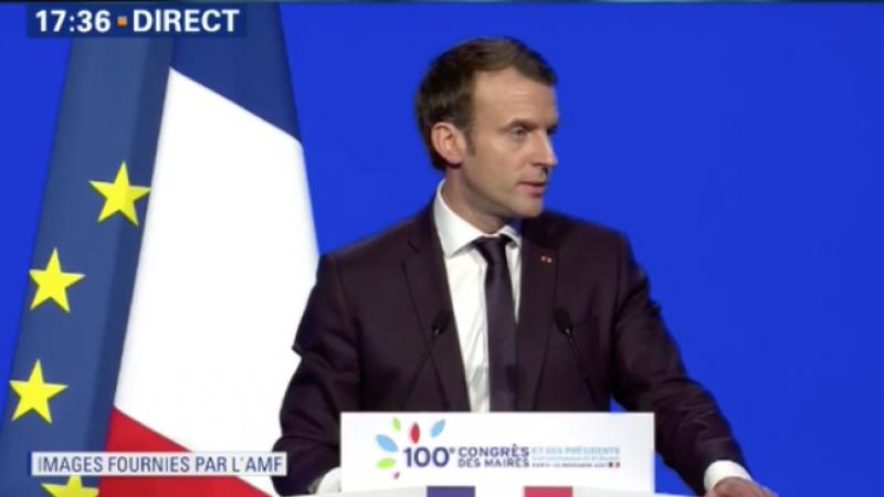 Plan THD :  Emmanuel Macron menace les opérateurs d'une double sanction en cas de manquement aux objectifs