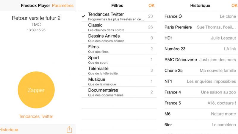 Freebox Révolution : Magic Zapper, une télécommande magique sous iOS et bientôt sous Android