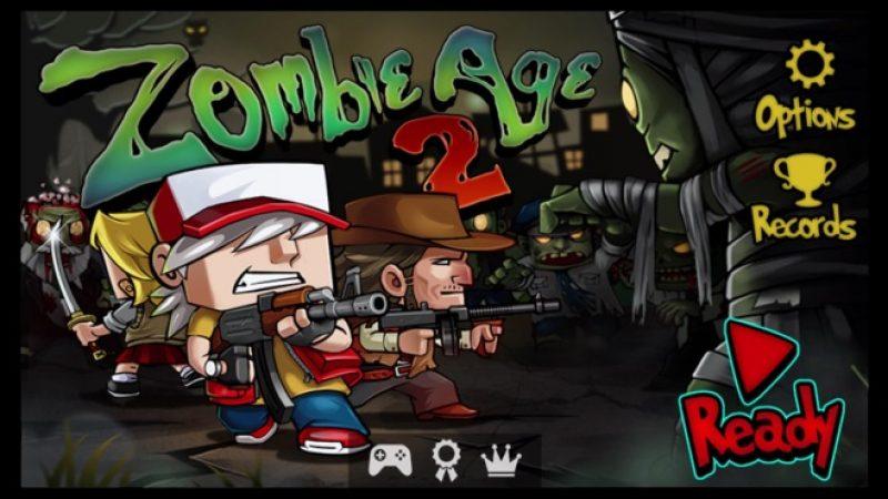 Test : Survivrez-vous dans Zombie Age 2, un jeu sur Freebox Mini 4k