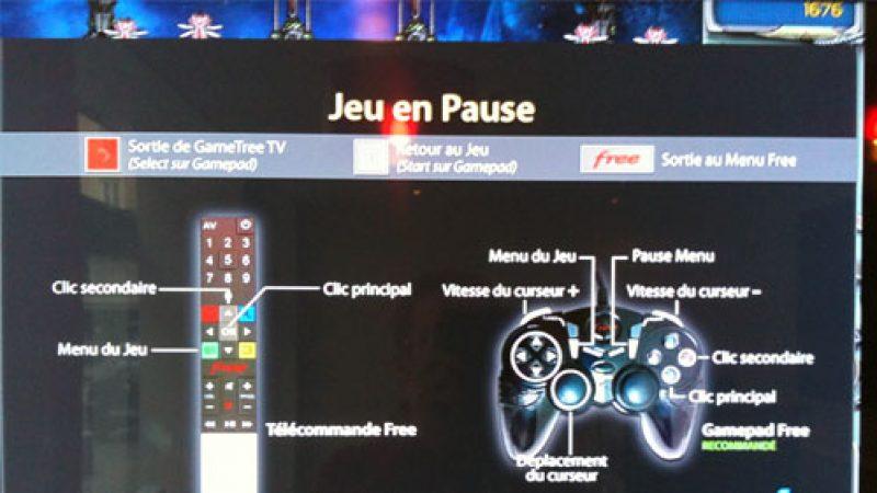 Freebox Révolution : Les jeux GTTV peuvent maintenant se jouer à la manette