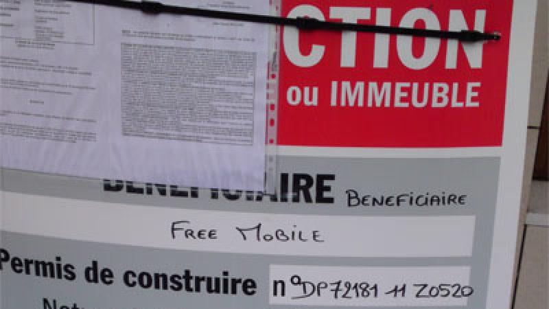 Free Mobile : Ca grogne à Reims et ça se développe au Mans