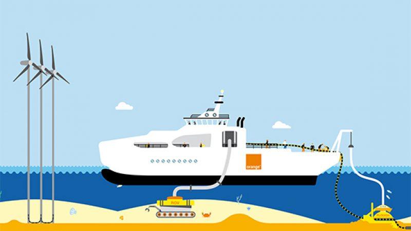 Le saviez-vous : 99,8% du trafic internet intercontinental transite via 366 câbles sous-marins