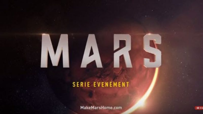 Découvrez les premières minutes de la série événement MARS, produite par Ron Howard et bientôt diffusée sur National Geographic