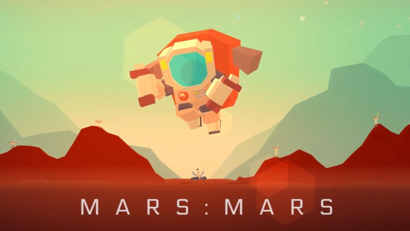 Nous avons testé Mars, un plate-former SF de la Freebox Mini 4K