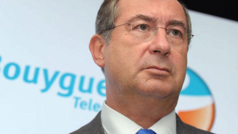 """Un mariage entre Orange et Bouygues Télécom """"permettrait à Martin Bouygues de sortir par le haut"""""""