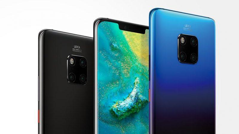 Le smartphone de l'année 2018 n'est pas un iPhone ni même un Samsung