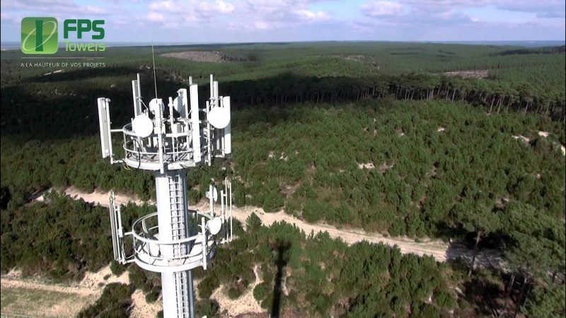 FPS Towers, second opérateur de pylônes en France, cédé pour 697 millions d'euros