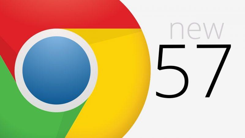 Chrome 57, une nouvelle version armée pour faire économiser de la batterie aux utilisateurs