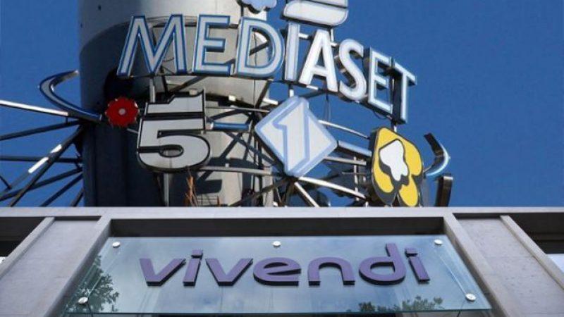 Report de l'audience sur le recours déposé par Vivendi contre le gendarme des télécoms italien