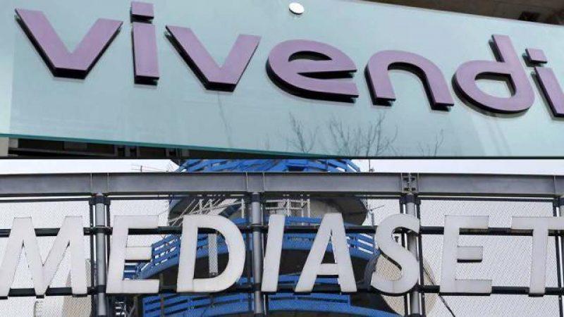Vivendi prêt à monter à 30 % du capital du groupe média Mediaset