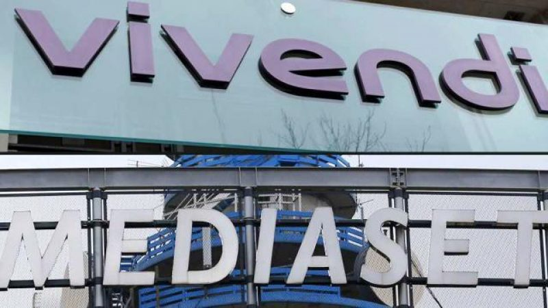 Le titre Mediaset s'envole suite aux rumeurs d'accord avec Vivendi