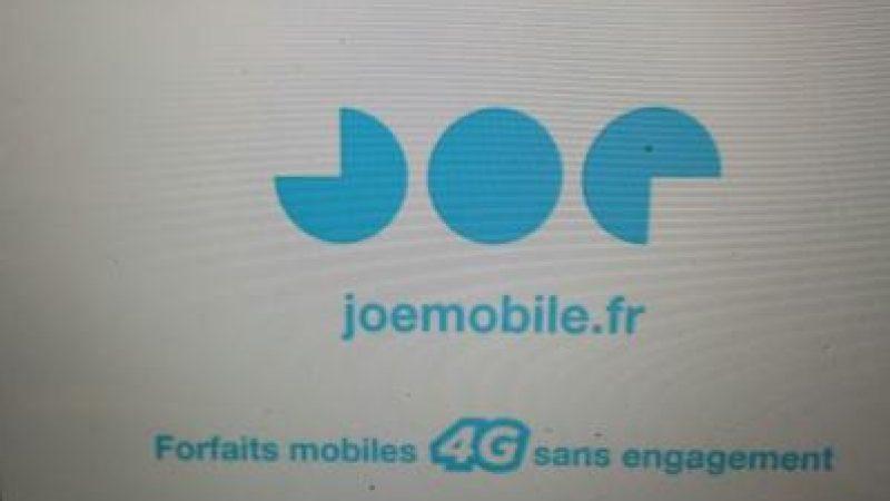 Aujourd'hui, Joe Mobile devrait officiellement annoncer l'arrivée de la 4G dans ses forfaits personnalisables