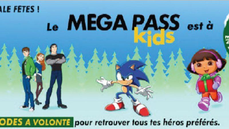 Freebox TV : le Méga Pass Kids à moitié prix en décembre et janvier