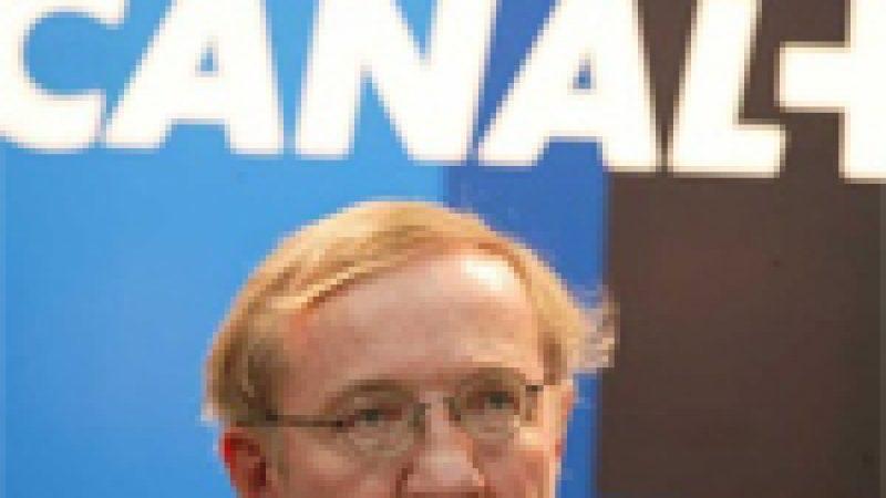 Taxe audiovisuelle : Canal+ ne veut pas payer