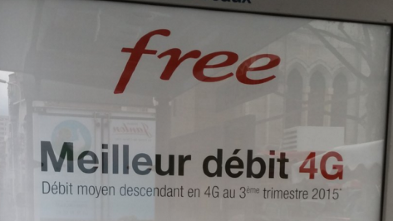 Clin d'œil : un responsable Bouygues tente de clasher Free sur sa pub 4G, mais c'est raté