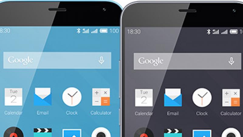 MEIZU lance un nouveau smartphone, le m2 note