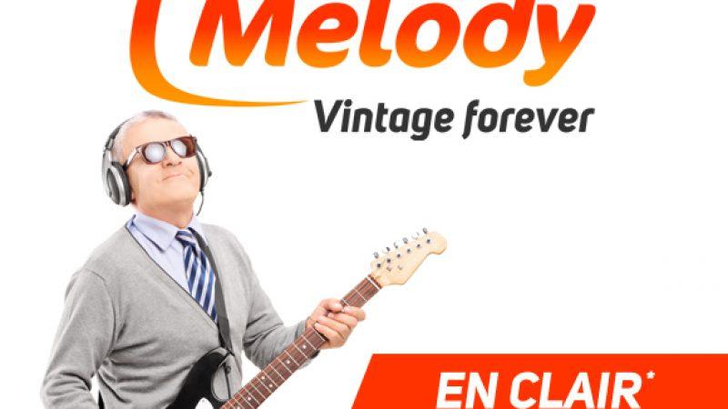 Freebox TV : Melody TV en clair durant tout le mois de novembre