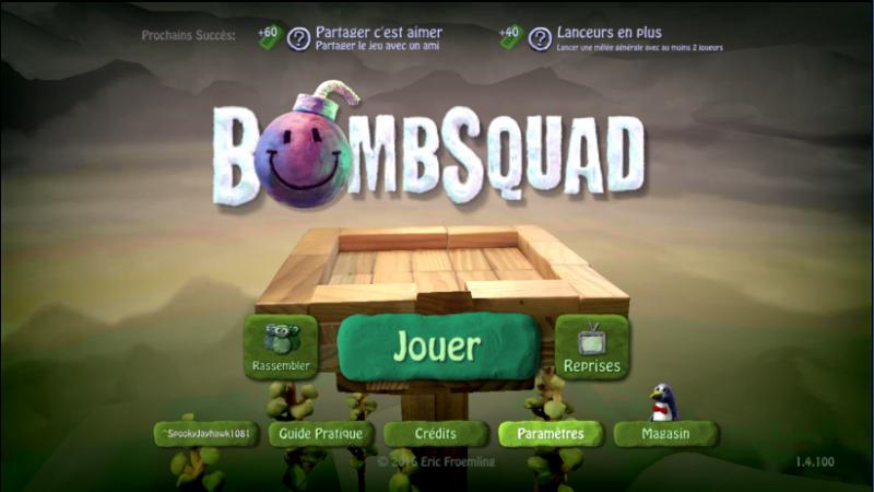 Eclatez-vous à plusieurs avec BombSquad, le premier jeu multijoueurs en local sur Freebox Mini 4k