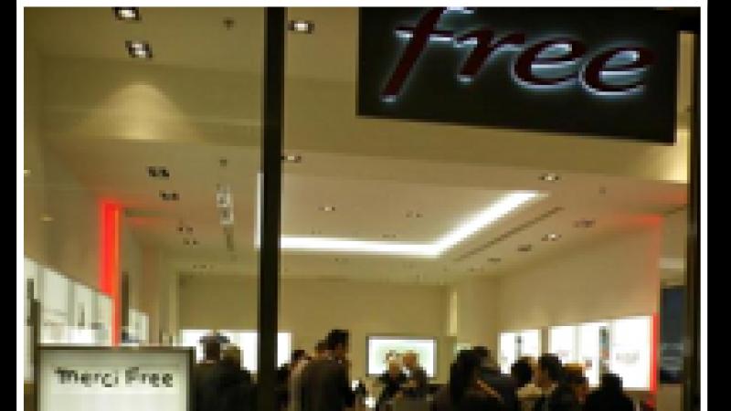 Free : Béziers accueillera le prochain Free Center