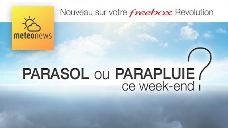 Free annonce l'arrivée de l'application MétéoNews TV sur la Freebox Révolution