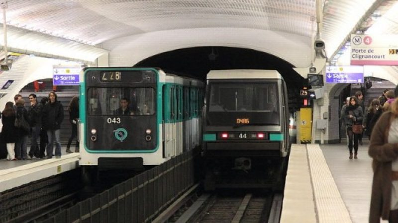 Orange vise 67 stations de métro couvertes en 4G à Paris d'ici la fin de l'année
