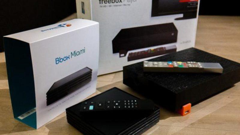 Bbox Miami Vs Freebox Révolution : ce n'est pas qu'une question de taille