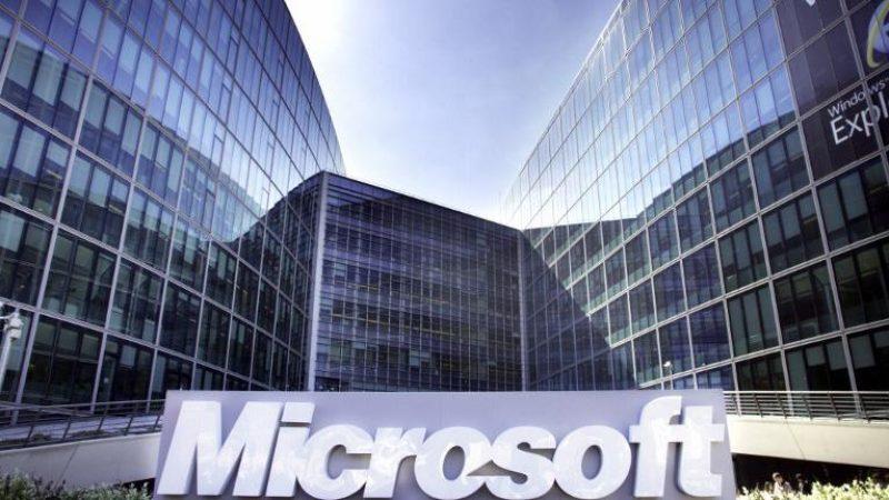 Redressement fiscal : 600 millions d'euros réclamés à Microsoft