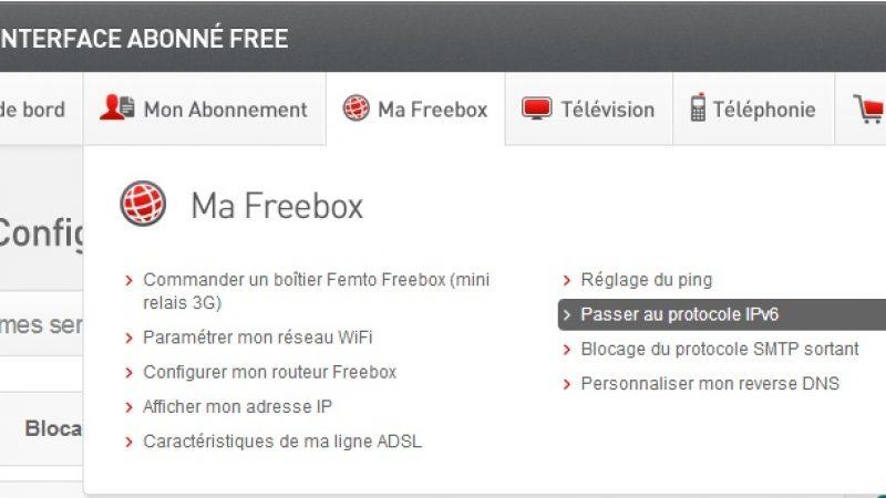 Des députés veulent imposer l'IPv6 en juin 2015 : Free et SFR déjà sur le coup