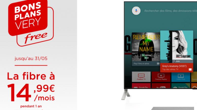 """Free prolonge son """"bon plan"""" Freebox Mini 4K à moins de 15€ durant 1 an"""